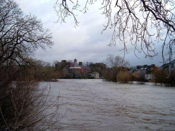 Cockermouth floods 2005