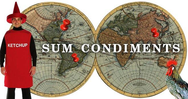 sum condiments