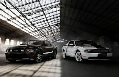 Configurator Mustang