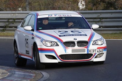 BMW M5 M Power