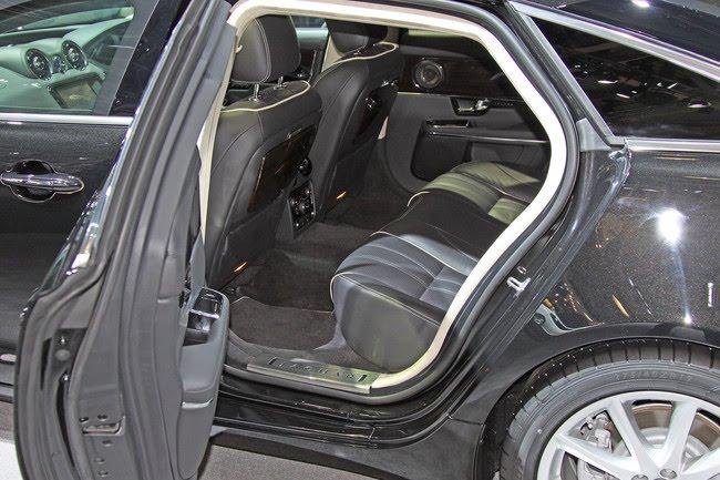 Jaguar Xj Sentinel on 08 Buick Lacrosse