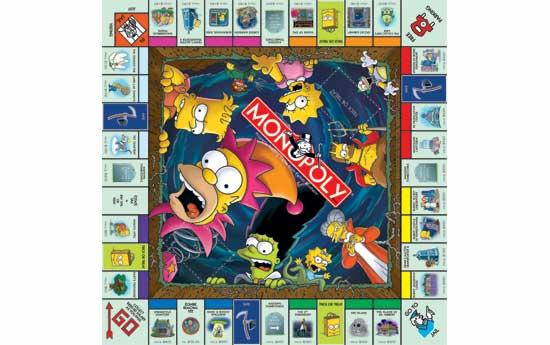 Simpsons / Peanuts Snoopy / Nintendo Super Mario Monopoly Board Game