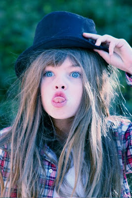 thylane blondeau hairstyle
