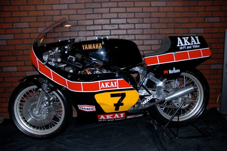 Otomotive Modification  Ex Barry sheen Racer 1980 Yamaha Yamaha TZ