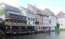 Estrasburgo, a Europeia