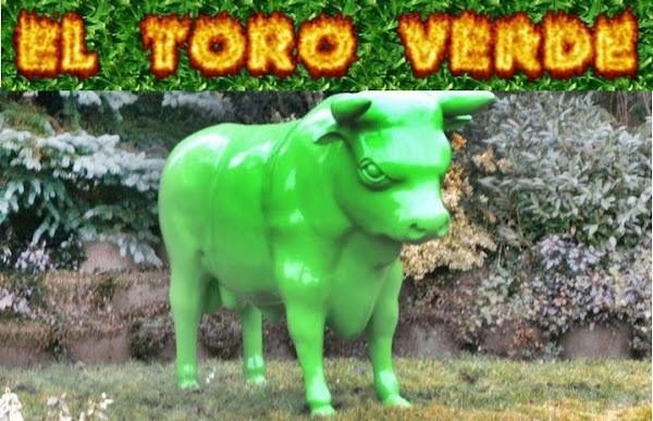 El toro verde