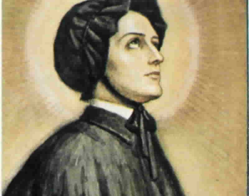 saint elizabeth ann bayley seton compassion I chose saint elizabeth ann seton because for the past 3 years i have been part of  her team for saint elizabeth ann bayley seton: compassion and willingness to.