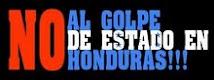 El Pueblo hondureño RESISTE!