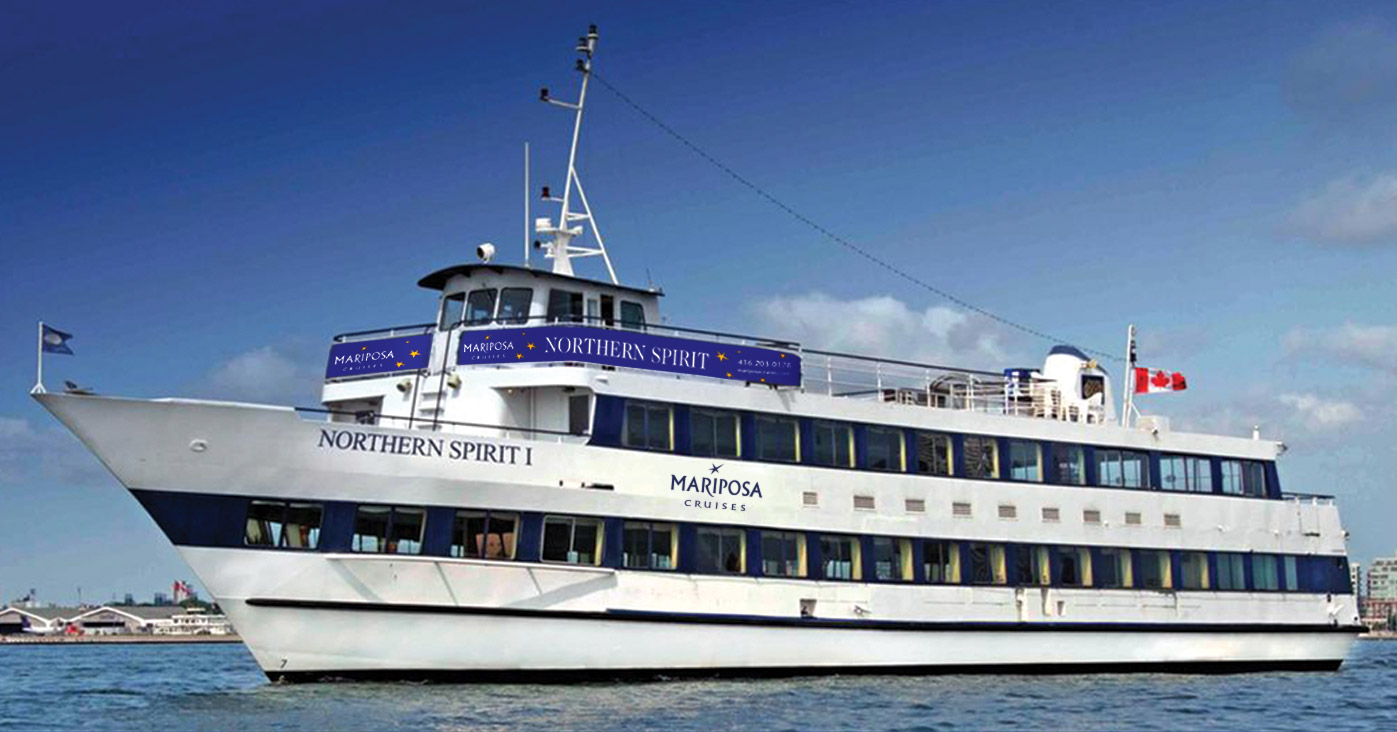 Toronto Harbourfront Boat Tours