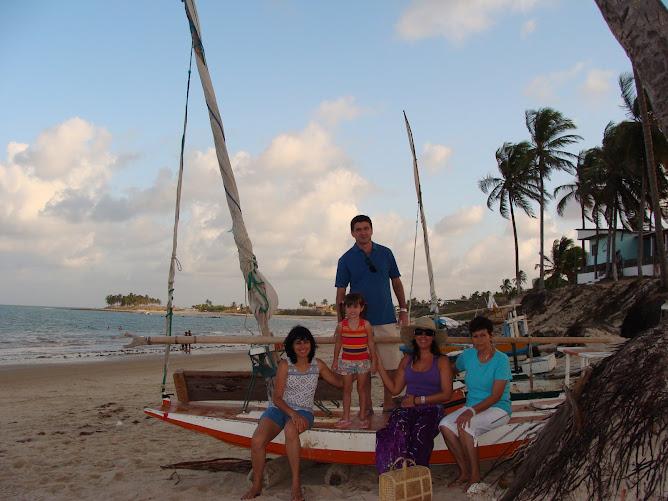 Cristina,Lucinha,Ernesto,Lola,Isabel  (Brasil)