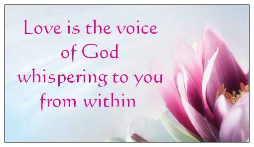 god talk: