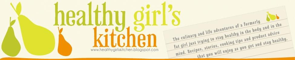 Healthy Girl&#39;s Kitchen