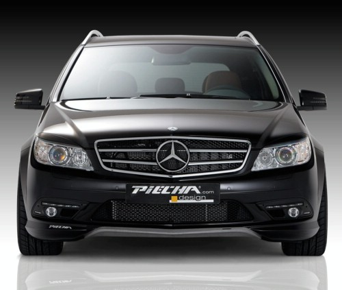 Mercedes benz park mercedes benz c class t model for Mercedes benz c class t model