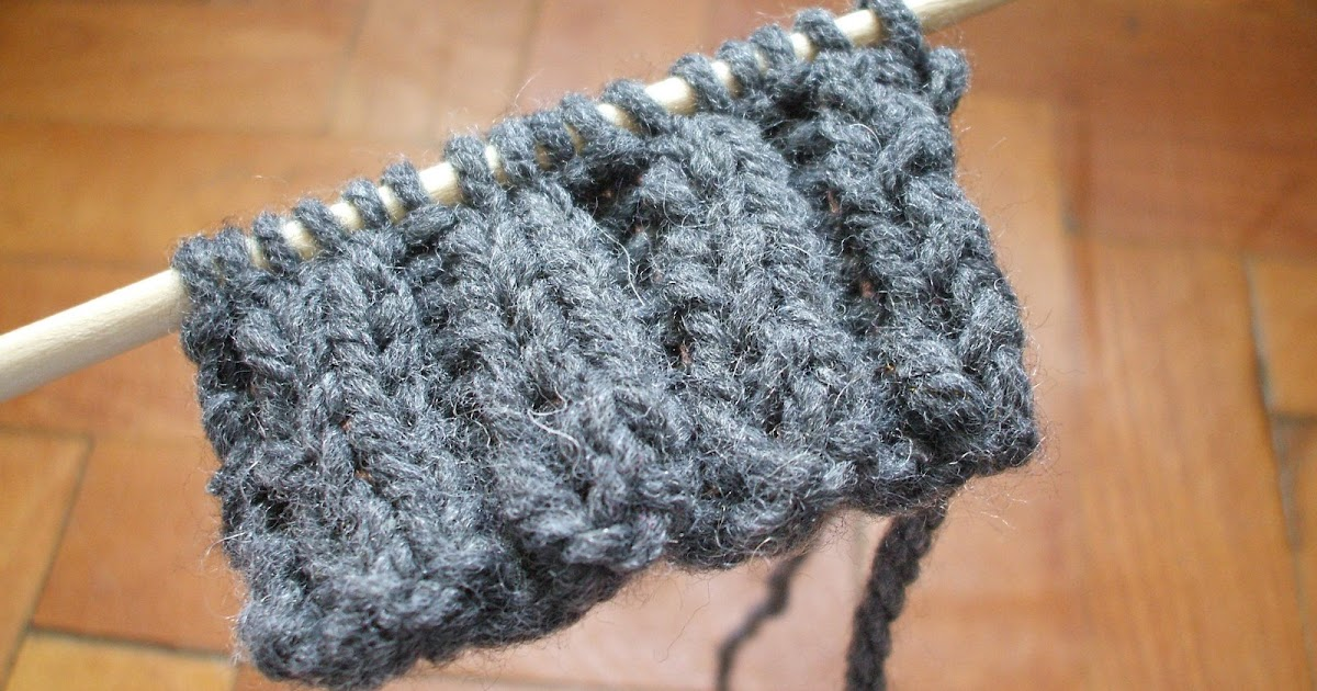 Knitting Casting Off Tutorial : And sew it is russian cast off a knitting tutorial