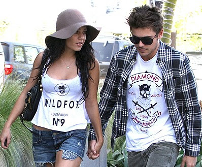 zac efron and vanessa hudgens 2010 kiss. zac efron and vanessa hudgens