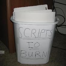 Percentage of good scripts