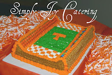 Neyland Stadium-University of Tennessee Cake