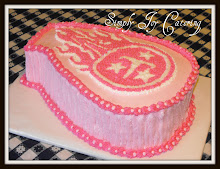 TN Titan's Cheerleader Cake