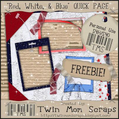http://twinmomscraps.blogspot.com/2009/06/new-patriotic-scrap-kit-and-freebie.html