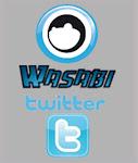 Wasabi en Twitter