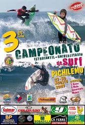 3° Campeonato Estudiantil de Surf 2009