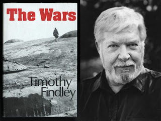 the wars timothy findley allusion Free essay: the wars by timothy findley many people say that the metal of a man is found in his ability to keep his ideals in spite of anything that life can.
