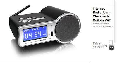 Internet Radio Clock,AluraTek,moisesalba, Dicas, Aplicativos, Programas e Tecnologia
