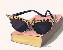 os livros iluminam-me o caminho