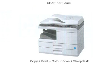 SHARP AR-203E