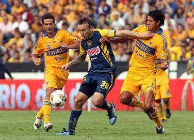 Tigres UANL vs América En Vivo 2012 Online