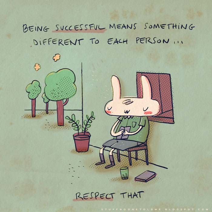 De cosas, aprendi solito.