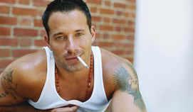 Johnny Messner.!!! Sooooo fine.....