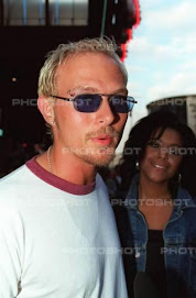 Actor Luke Goss and beloved wife Shirley...