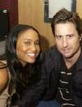 Luke Wilson and old gf (joy bryant).