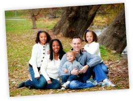 New Mayor,  Mia Love with husband Jeff and children....
