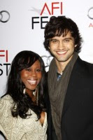 Brandee Tucker and hubby Michael...(he&#39;s on 90210)