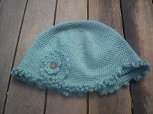 Free Pattern- Whimsical Hat