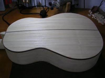 Back binding finished