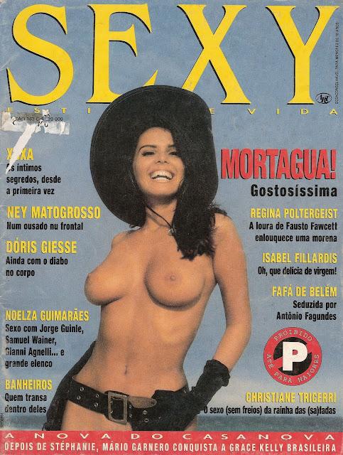 Cristina Mortagua - Sexy 1993