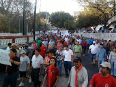 Marcha SME Cuernavaca 31/01/11