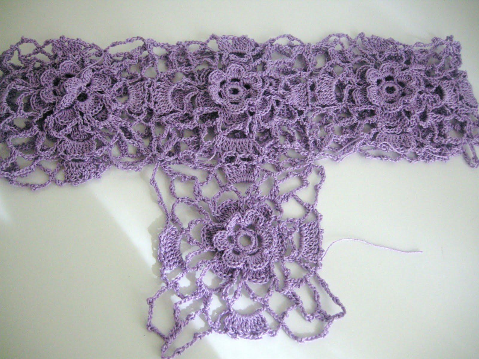 Lo spazio di lilla copertina per neonato a piastrelle crochet con