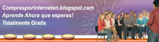 COMPRAS POR INTERNET EN DONDE QUIERAS-Aprende ahora!
