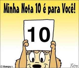 Selo nota 10