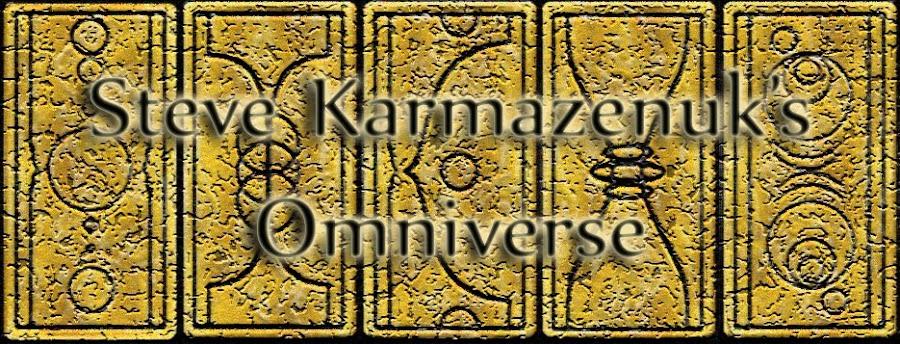 Steve Karmazenuk's Omniverse