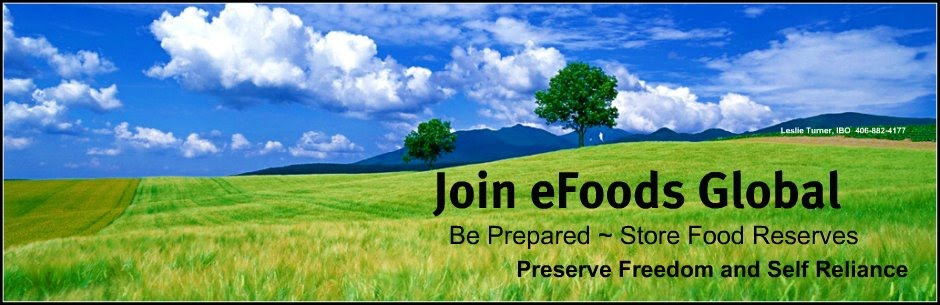 eFoods Global, Survival Food MLM, Join eFoodsGlobal