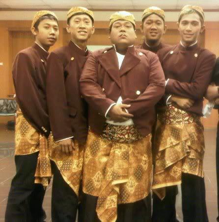 Foto peserta indonesia mencari bakat