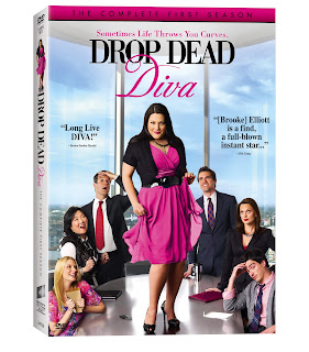 Drop dead diva the complete first season is now out on dvd review and giveaway hip mama 39 s place - Drop dead diva season 1 ...