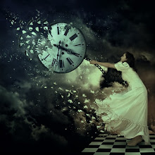 Nos sonhos, o tempo é outro...