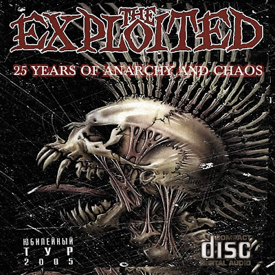 The Exploited Dead Cities Mp3