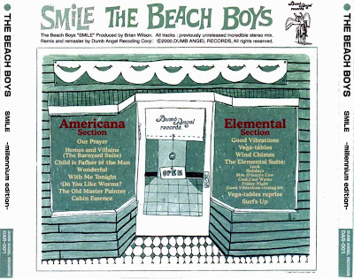 Smile Is An Unreleased Album By The The Beach Boys And Perhaps The Most Famous Unreleased Rock And Roll Album Of All Time